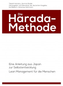 Harada-Methode Buch Cover
